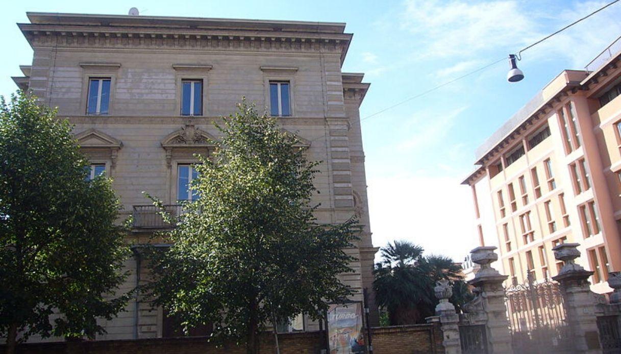 Uno storico villino per la nuova sede di Roma di Netflix