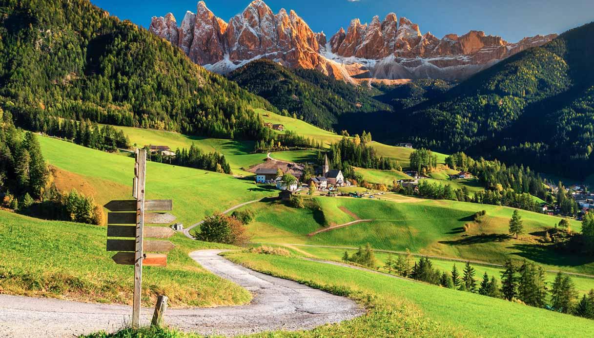 Nasce il Sentiero dei Parchi, il Cammino di Santiago italiano