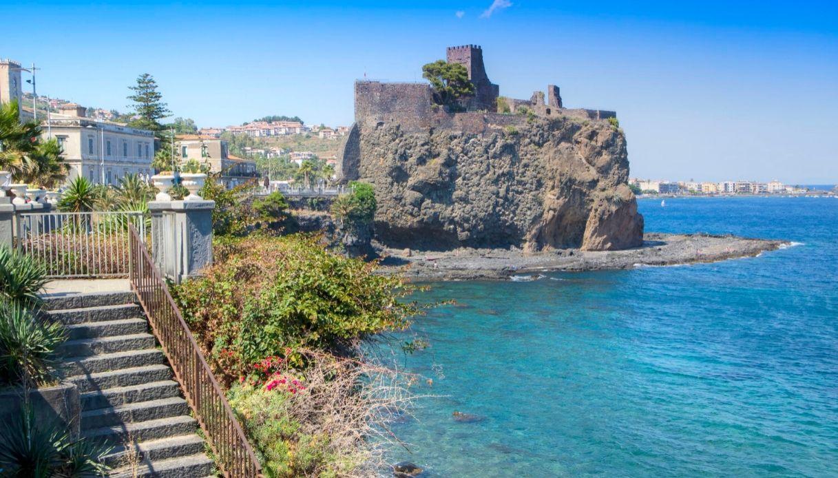 I castelli della Sicilia