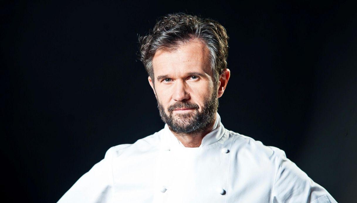 Cracco riparte dalla campagna: nuovo progetto per lo chef