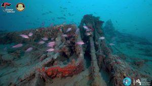A Camogli scoperto il relitto di un galeone del 500: è il primo