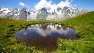 Valle d'Aosta: Monte Bianco