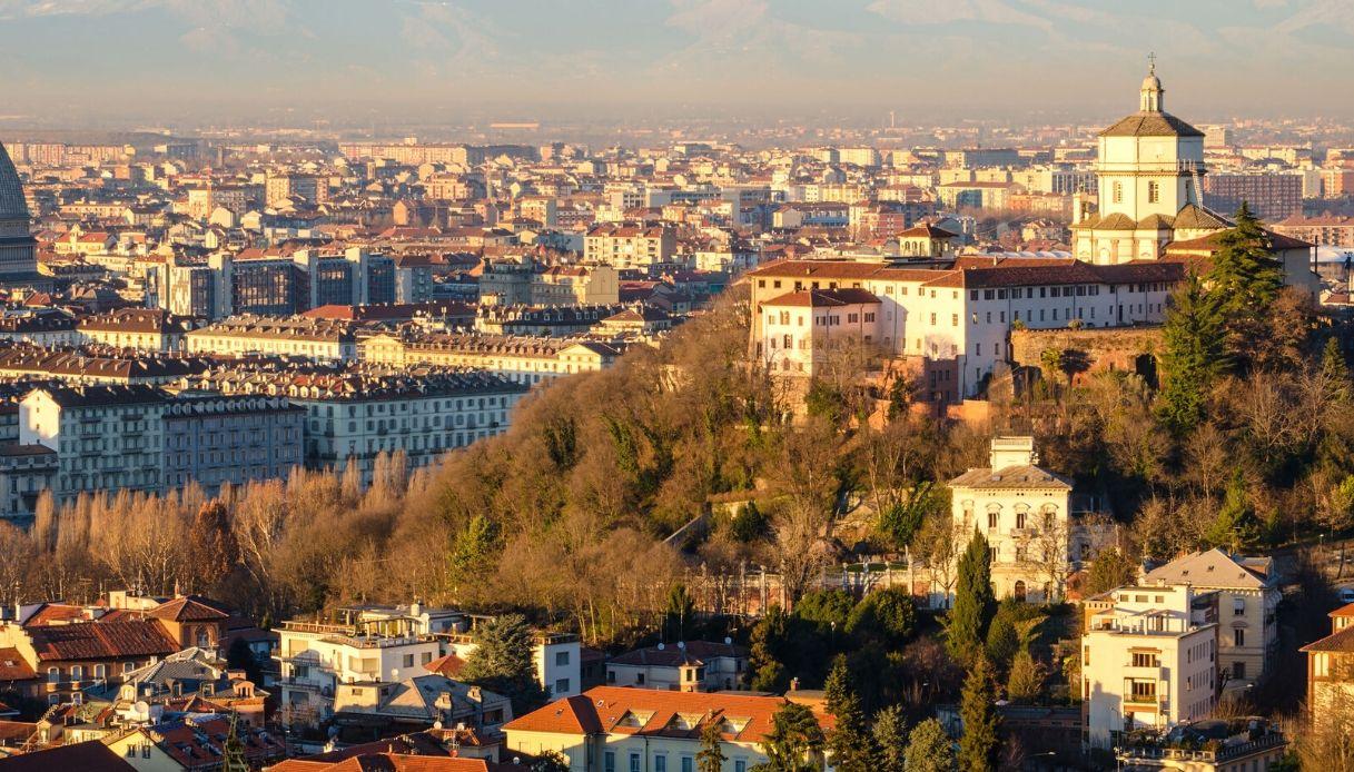 La città di Torino ha ricevuto un importante premio dall'Europa