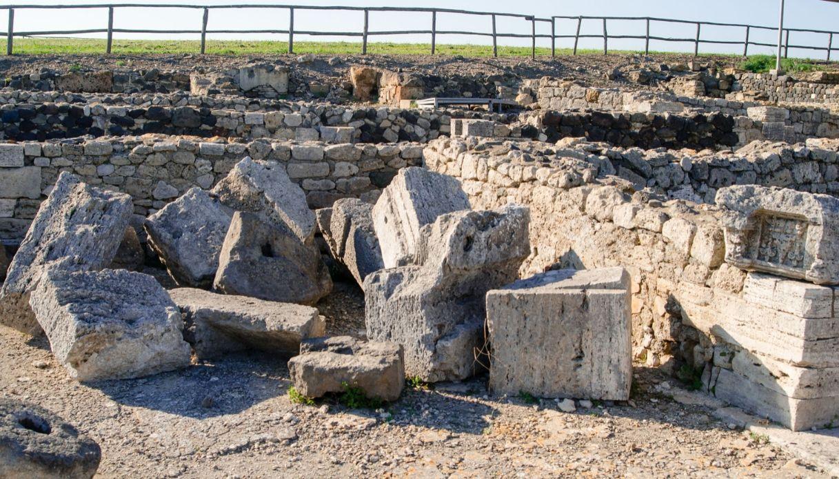 Una eccezionale scoperta archeologica...