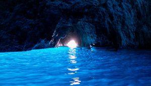 Grotta Azzurra, Capri: Napoli
