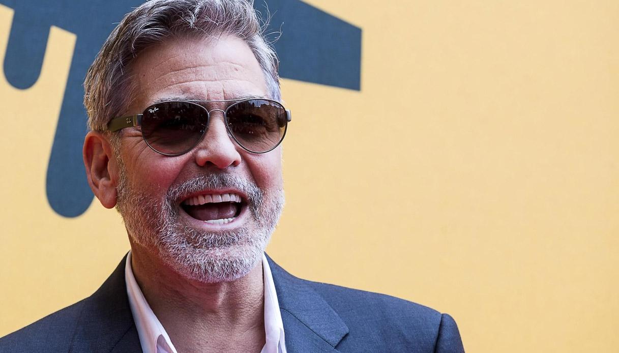 George Clooney in Puglia: vacanze italiane per l'attore