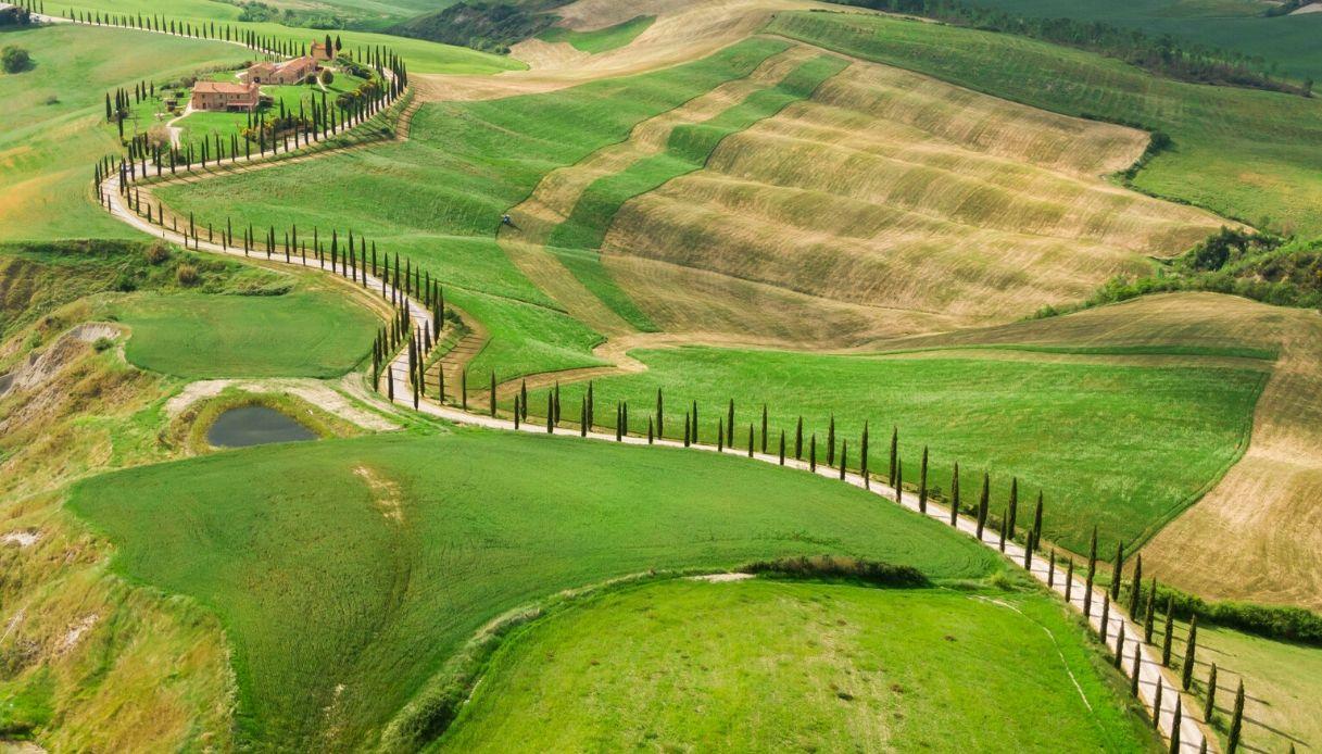 I 10 migliori cammini d'Italia secondo il Guardian