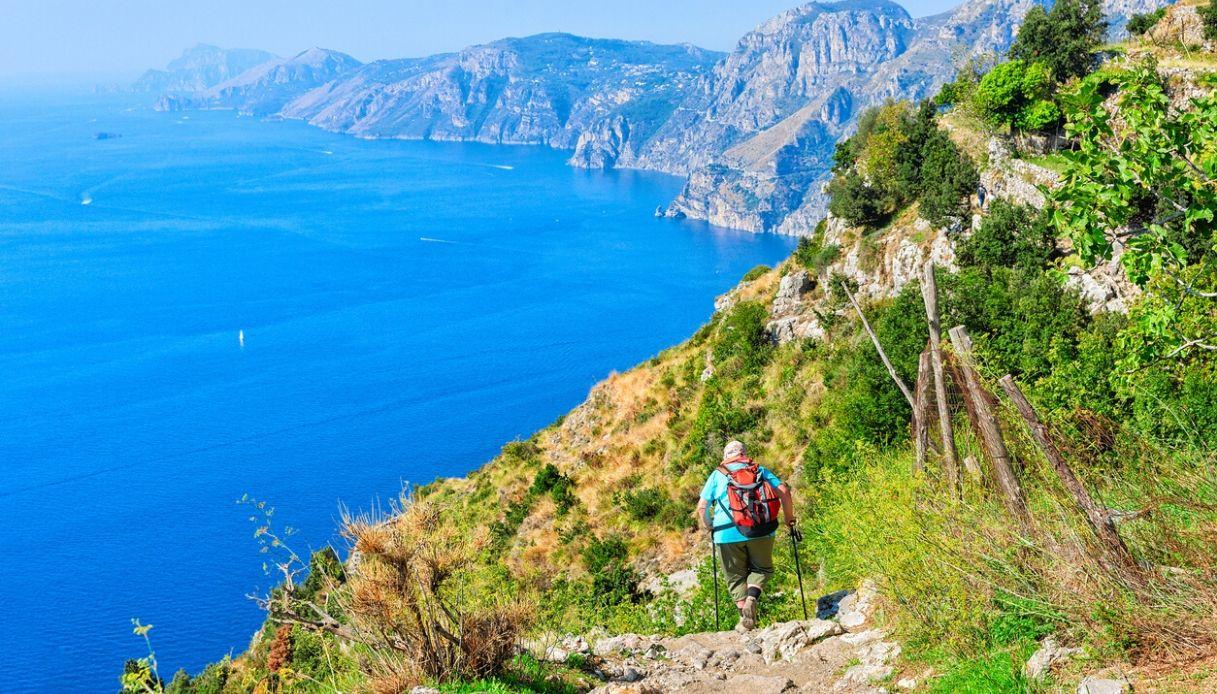 Legambiente porta i sentieri più belli d'Italia su Google Maps