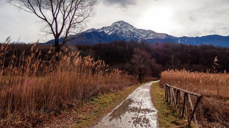 Il Sentiero del Viandante è il primo Cammino d'Italia certificato