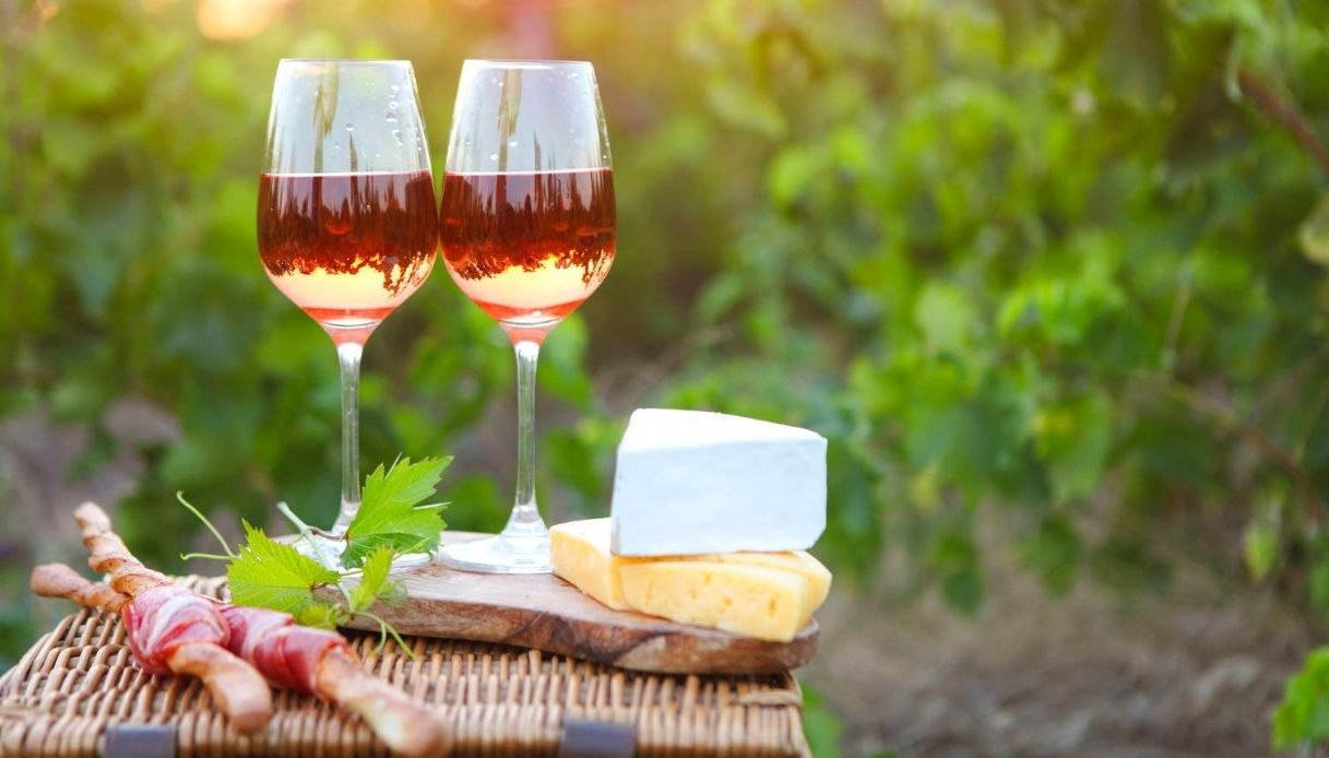 I migliori 100 vini rosa d'Italia, regione per regione