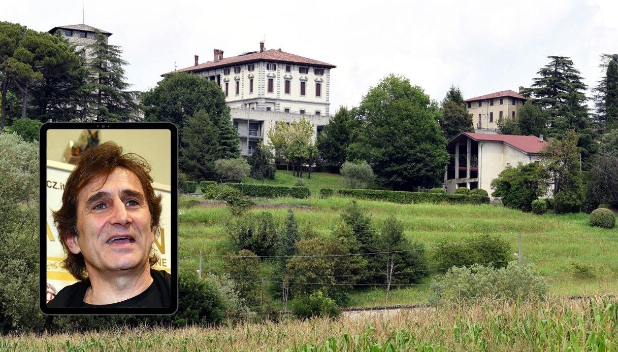 Villa Beretta, il centro di riabilitazione dove si trova Zanardi