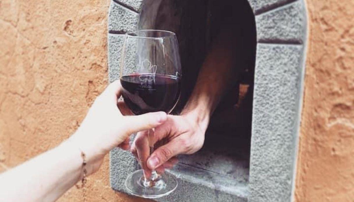 Effetto Coronavirus: a Firenze riecco le Buchette del Vino