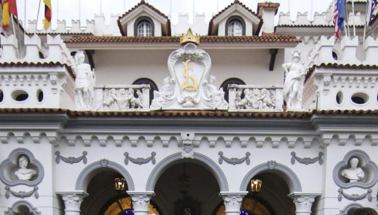 Chiuso per Coronavirus il castello del