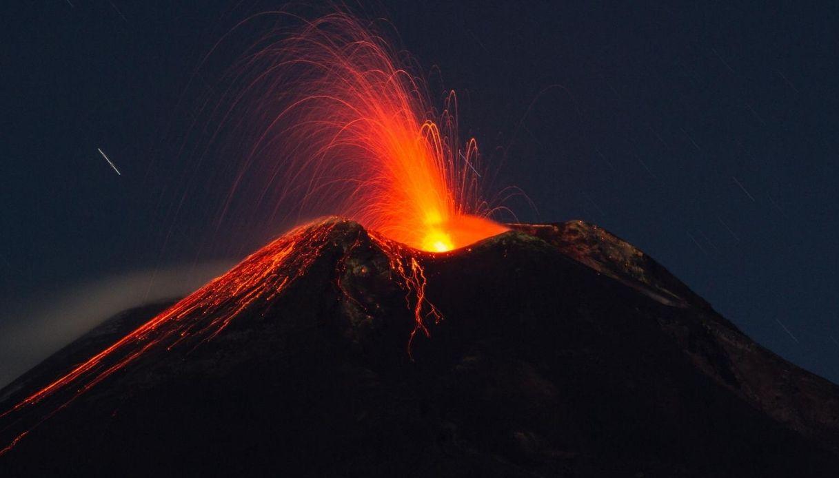 Etna, scoperto il meccanismo che controlla le eruzioni