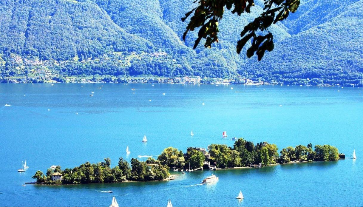 Lago Maggiore: perché il livello dell'acqua è in picchiata