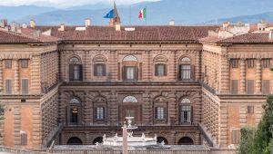Firenze, Palazzo Pitti sarà riprodotto in 3D