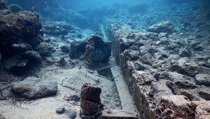"""Aenaria, nuove scoperte sulla piccola """"Atlantide"""" di Ischia"""