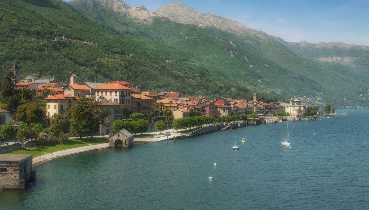 Lago Maggiore, cessato allarme: le spiagge tornano balneabili