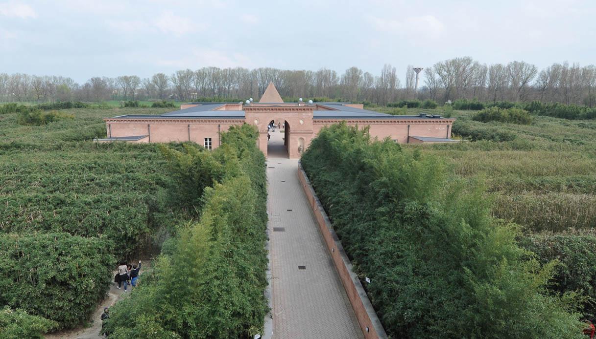 Cos'è il Labirinto della Masone, creato da Franco Maria Ricci