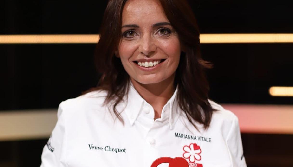 Guida Michelin, premio Chef Donna 2020 a Marianna Vitale
