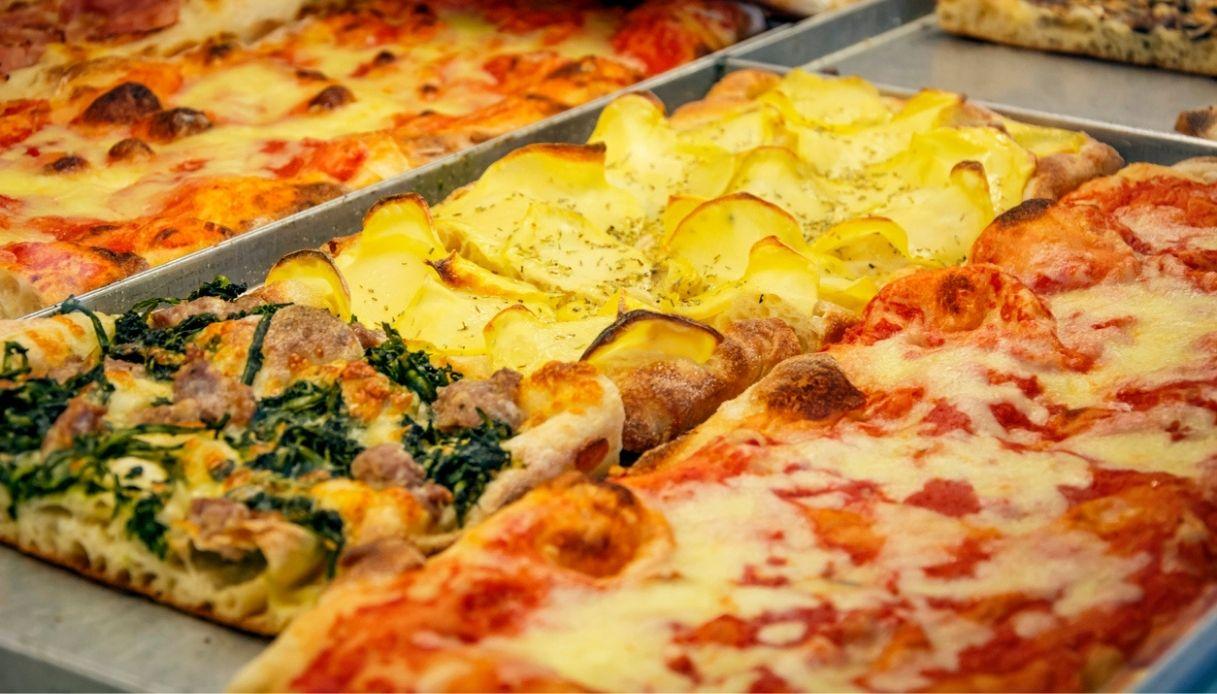 50 Top Pizza: le migliori pizzerie da taglio e asporto in Italia