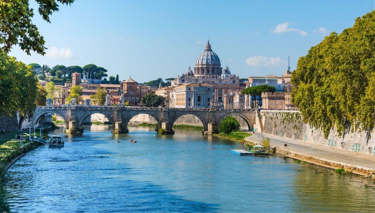 Roma, il Tevere si candida a Patrimonio dell'Umanità