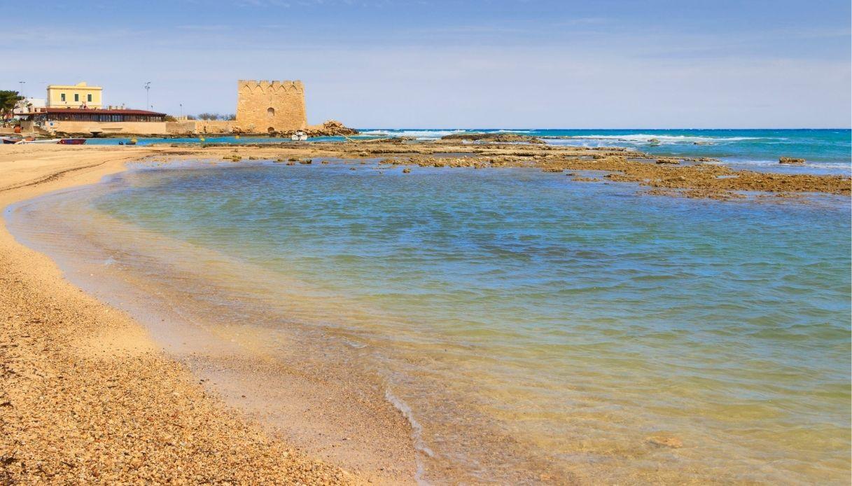 Nel mare del Salento è stato scoperto un parco sommerso