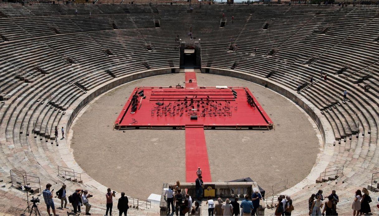 Bufera social sul Festival della Bellezza di Verona