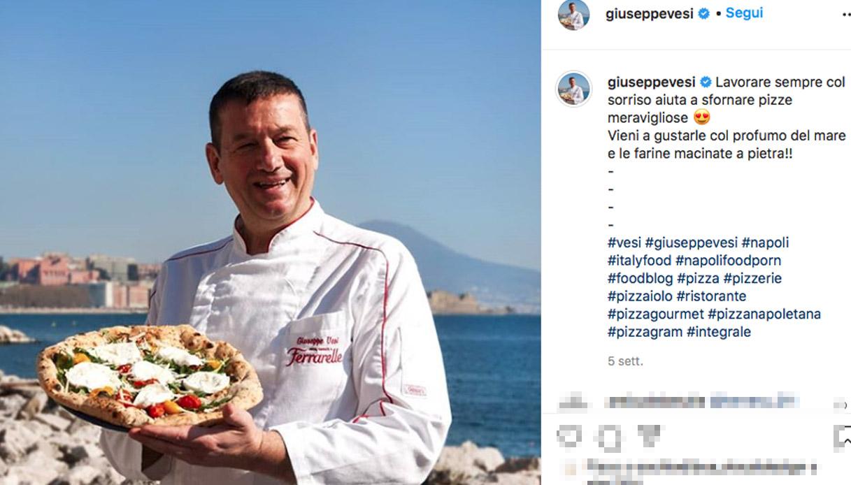 Giuseppe Vesi critica Napoli: provocazione e scuse. È bufera