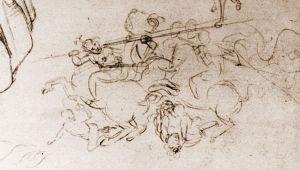 Leonardo Da Vinci, svelato il mistero della Battaglia di Anghiari