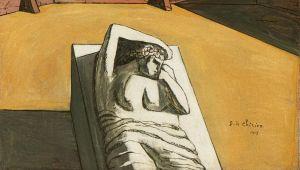 De Chirico, nuovo record mondiale: maxi cifra per il suo dipinto