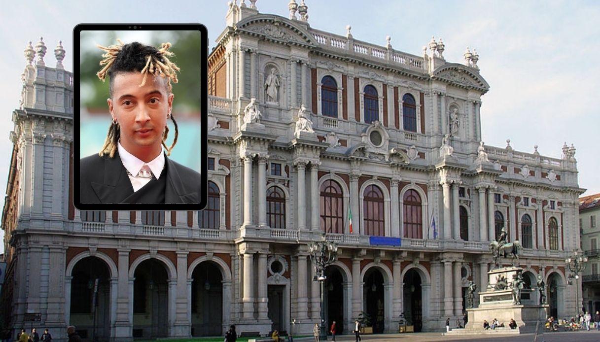 Un museo di Torino fa il giro del mondo col video di Ghali