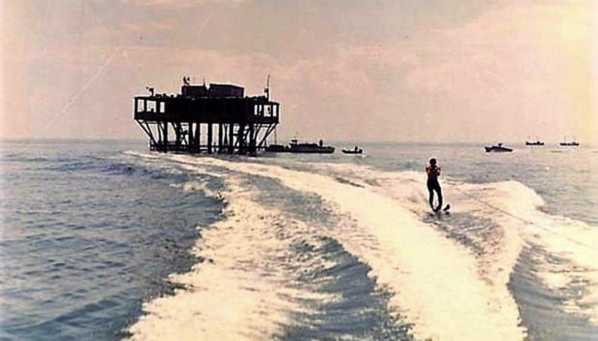 L'incredibile storia dell'Isola delle Rose al largo di Rimini