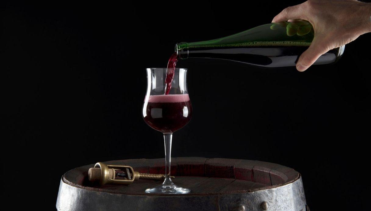 I vini più popolari d'Italia, dal Lambrusco al Chianti