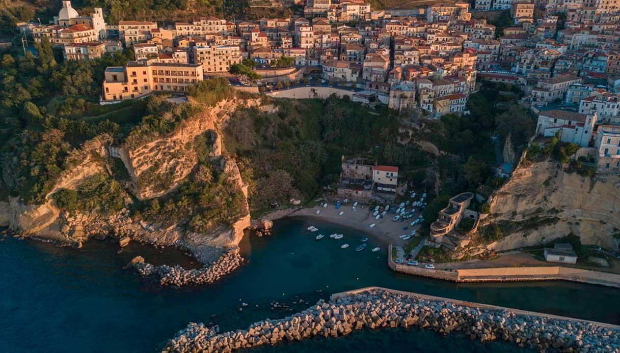 Kalabria Coast to Coast - Pizzo Calabro
