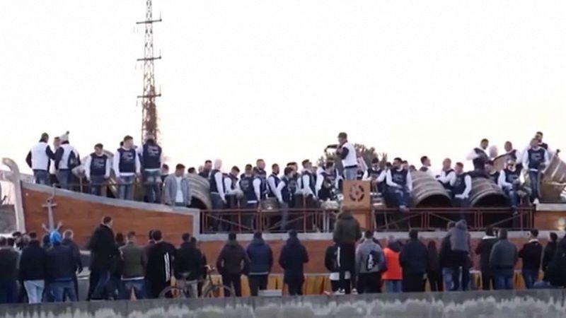 Caserta, candidatura Unesco per la Festa di Sant'Antuono