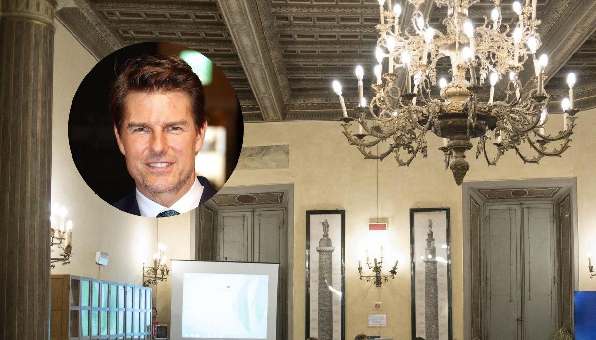 Tom Cruise Palazzo Clementi