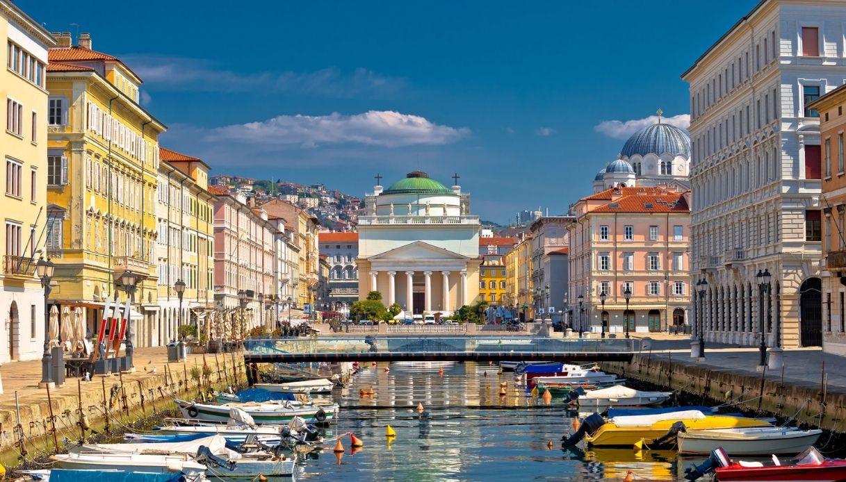 Trieste, la città dei record ha stregato National Geographic