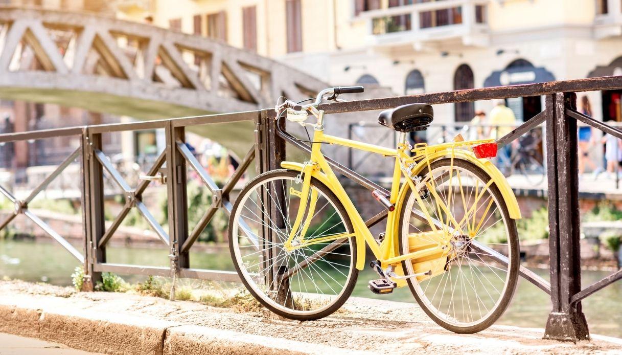 Alla scoperta dei Navigli in bicicletta: gli itinerari più belli