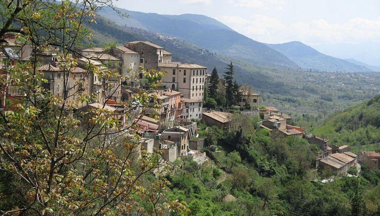 """Guarcino, il """"borgo ideale"""" nel Lazio"""