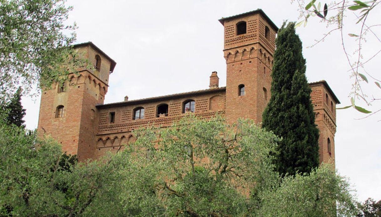 I castelli in vendita in Italia
