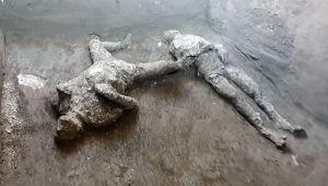 Pompei, nuova scoperta eccezionale: ritrovati due corpi intatti
