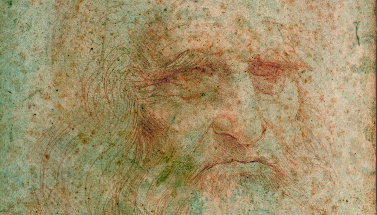 Leonardo, la scoperta rivoluzionaria: dna umano sui suoi disegni