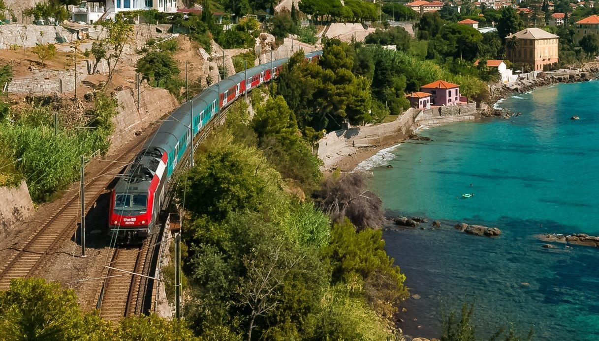 Ferrovia delle Meraviglie, Ventimiglia