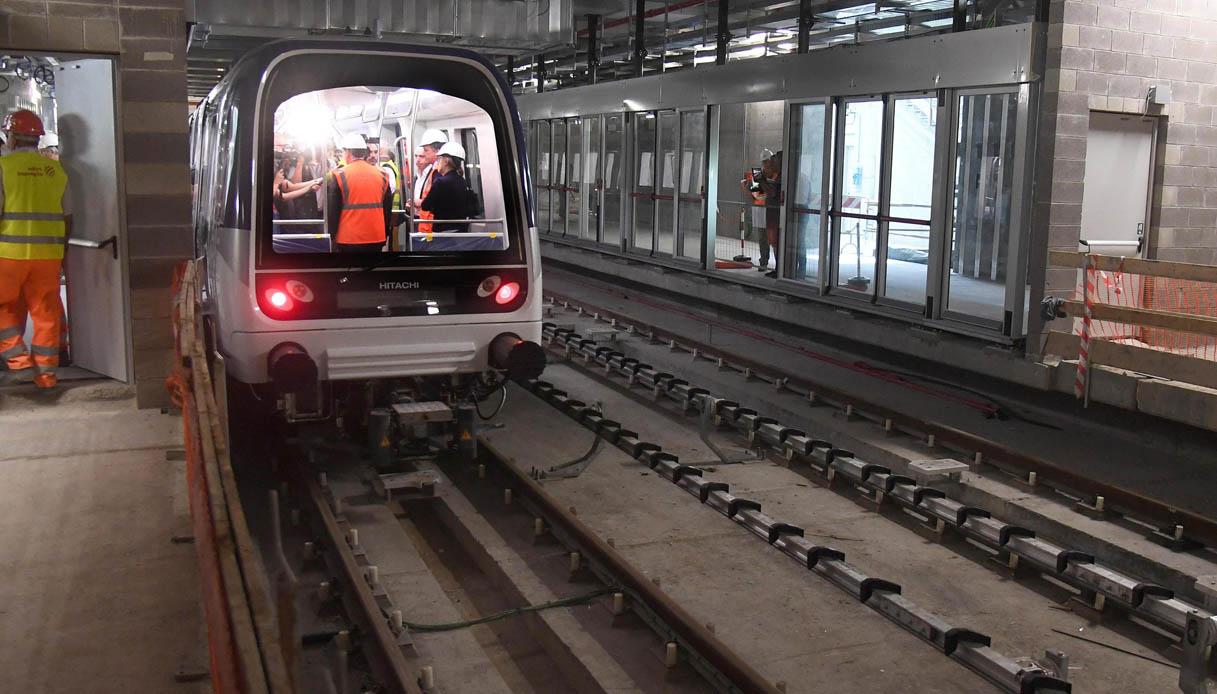 Milano, alla scoperta della nuova linea metropolitana Blu M4
