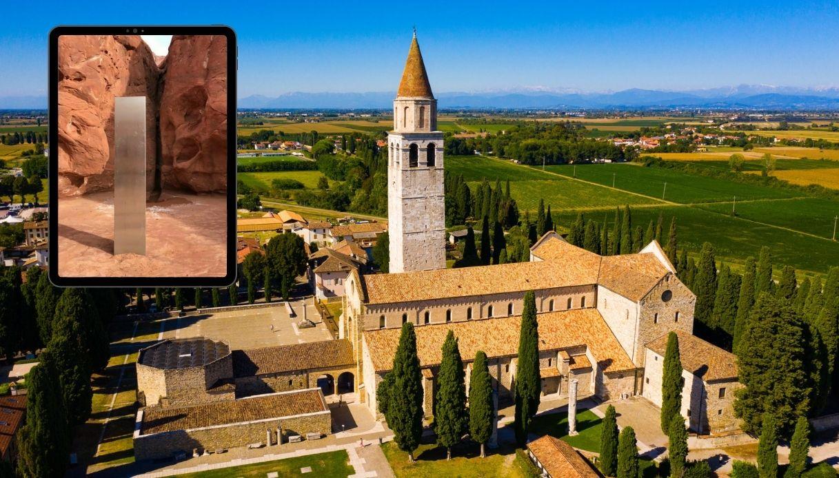 Monolite e Basilica di Aquileia