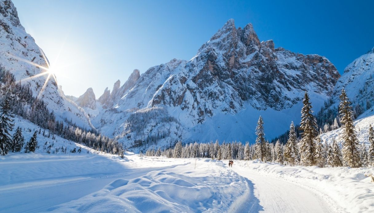 5 località di montagna dove l'inverno è magico anche senza sciare
