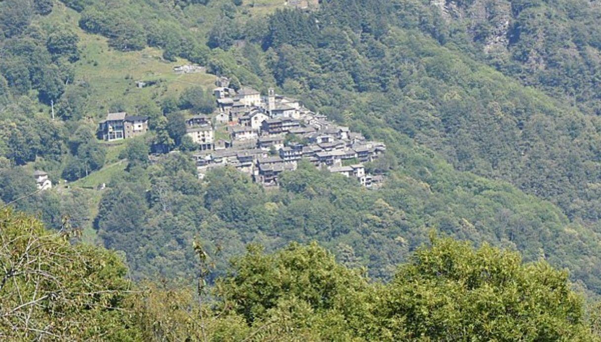 Monteviasco, il magico borgo isolato dal mondo