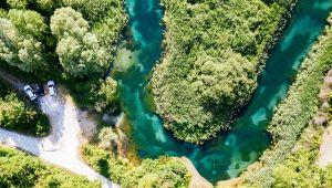 Il Guardian celebra il Tirino, il fiume più pulito d'Italia