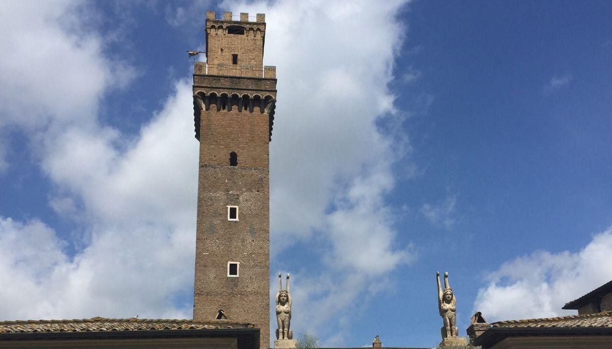 Il Castello della Cecchignola in vendita a Roma